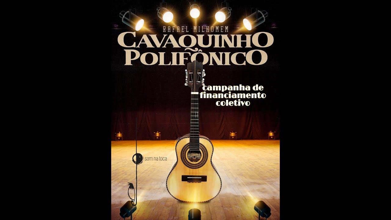 O cavaquinho polifônico de Rafael Milhomem