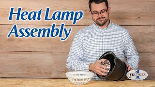 Heat Lamp Assembly