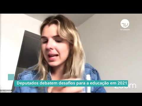 Deputados debatem desafios para a educação em 2021 - 11/01/21