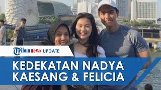 Beredar Foto Kaesang, Felicia dan Nadya Arifta Wanita yang Dituding Orang Ketiga, Karyawan Sendiri