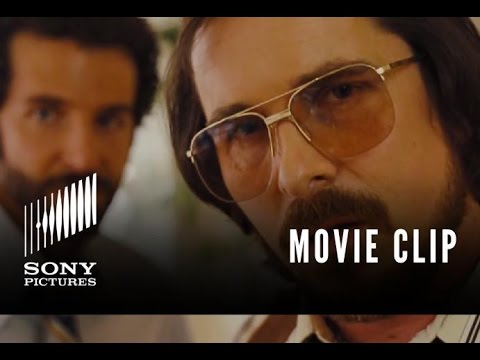 American Hustle Clip 'Are You Playing Me?'