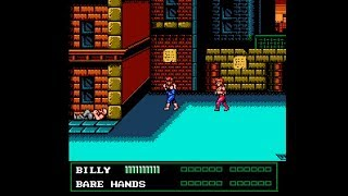 [Dendy/NES] Double Dragon 3: Sacred Stones [Полное прохождение / Longplay]