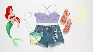 Disney Princess-Inspired Outfit Ideas | Style Lab