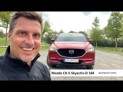 Mazda CX-5 Skyactiv-D 184 Sports-Line 2019: Review, Test, Fahrbericht