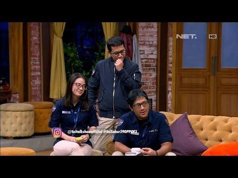 The Best of Ini Talkshow - Nahloh, Andre Tama Kepergok Sama Wishnutama