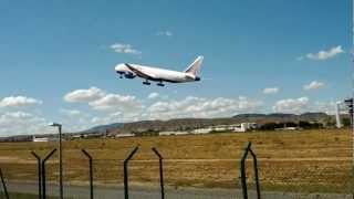 preview picture of video 'Transaero B772 en Alicante'