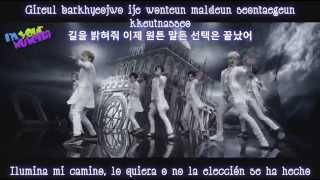 INFINITE - Last Romeo M/V HD [Sub. Español + Hangul + Romanización]