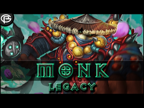 The Legacy of the Monk