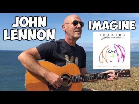 Imagine - Guitar lesson - John Lennon
