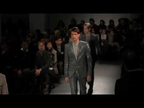 Highlights - Calvin Klein Collection Men's Fall 2010 - презентация одежды Calvin Klein