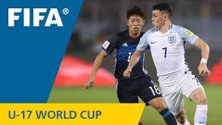 Match 41: England v Japan – FIFA U-17 World Cup India 2017