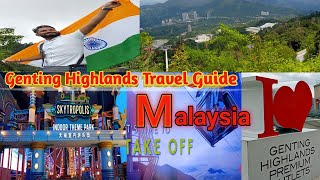 Genting Highlands Travel Guide Malaysia/Awana Skyway