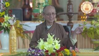 Buổi Giao Lưu chia sẽ của HT. Thích Huyền Diệu tại tu viện Linh Thứu (rất hay)