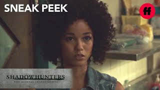 Shadowhunters | Season 3, Episode 2 Sneak Peek: Maia Confronts Russell | Freeform