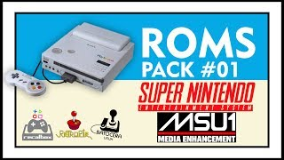 retropie roms pack - TH-Clip