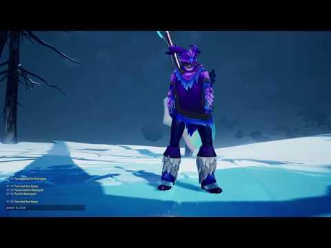 Dauntless Axe Gameplay | Low-life End Game Build for Rezakiri
