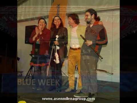 """Asen&Milena Group - Bachiana Bulgara (based on J.S.Bach's Prelude BWV1007) """"Na srede zemja"""" CD"""
