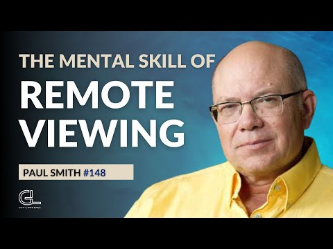 The Mental Skill Of Remote Viewing   Paul H Smith - YouTube