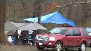 2010 Southern Shindig - Camp, Rain & Tear-down
