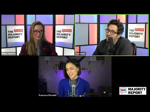 Casual Friday w/ David Dayen & Francesca Fiorentini - MR Live - 3/12/21