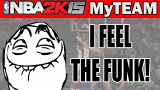 I FEEL THE FUNK! - NBA 2K15 Pack Opening | Ruby Pack Opening