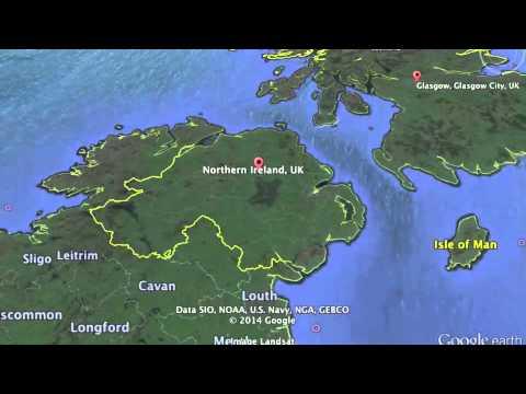 Přízvuky Britských ostrovů