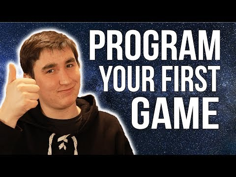 How to Program a Game! (in Python)
