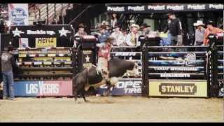 #PBR Jory Markiss Shotgun Celebration