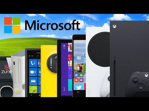 شاهد فيديو.. تطور مايكروسوفت - Evolution of Microsoft