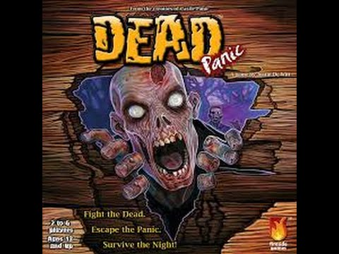Roll & Move Reviews Expansion Saturday: Dead Panic