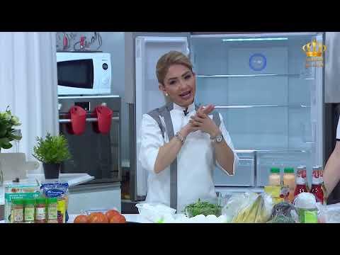 مطبخ يوم جديد مع الشيف علا نيروخ | طرق الحفاظ على الخضراوات و الورقيات لاطول مدة ممكنة داخل الثلاجة