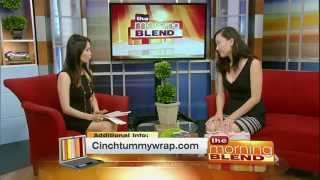 The Cinch Tummy Wrap Review – The Morning Blend