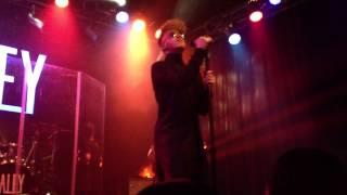 "Daley performs ""Blame the World"" @ Highline Ballroom NYC"