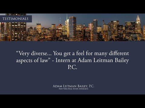K.T. Summer Associate Testimonial testimonial video thumbnail