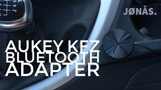 AUKEY KFZ Bluetooth Adapter - Review