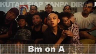 Endank Soekamti - Sampai Jumpa (Official Karaoke Video)