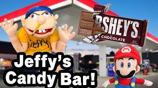 SML Movie: Jeffys Candy Bar! (parody)