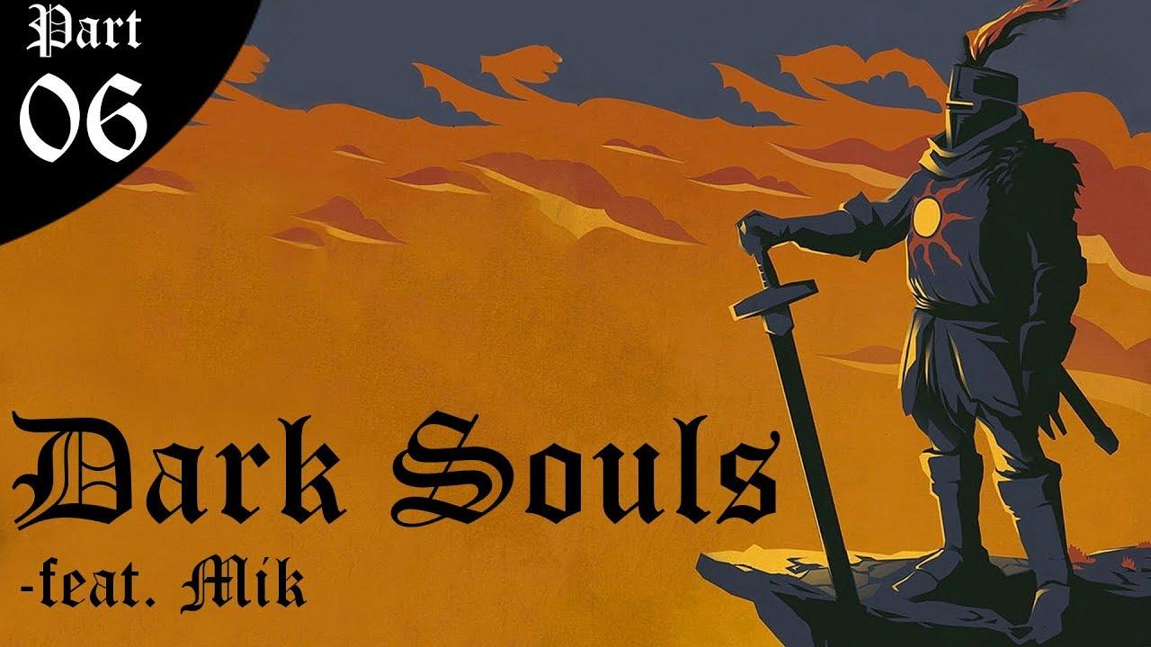 Dark Souls (feat. Mik) – Part 6: Manus und der Drache