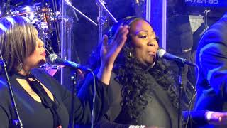 """I am Healed"" -Donald Lawrence Chicago McDonald's Festival 2018"