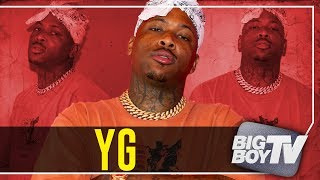 BigBoyTV - YG on 'Stay Dangerous', F**k Donald Trump pt. 2?, Fashion & More!