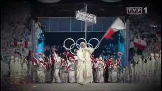 ZIO Soczi 2014 - reklama transmisji ceremonii otwarcia