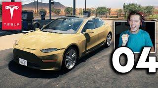 Car Mechanic Simulator 2021 - Part 4 - TESLA MODEL 3 ELECTRIC CAR DLC ⚡️