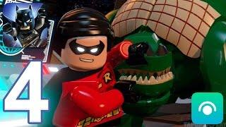 LEGO Batman: Beyond Gotham - Gameplay Walkthrough Part 4 (iOS, Android)