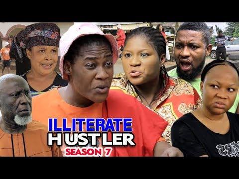 ILLITERATE HUSTLER SEASON 7 - New Movie   Mercy Johnson 2019 Latest Nigerian Nollywood Movie Full HD