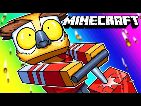 Minecraft Funny Moments - I'm Sorry For This, Delirious!
