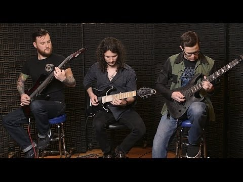 Whitechapel Rocking LTD with DiMarzio