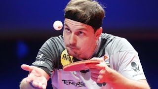 Timo Boll – Table Tennis Legend ( Hand Switch Master )