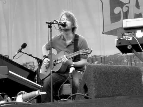 Thom Yorke - Black Swan - Latitude Festival July 7, 2009 (multicam)