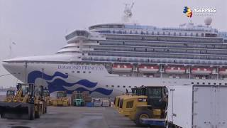 Coronavirus - Statele Unite vor evacua cetăţeni americani în carantină pe o navă de croazieră aflată în Japonia