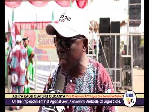 No impeachment of Governor Ambode...Ashipa Kaoli